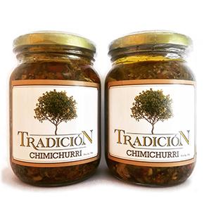 Chimichurri TradicióN - kit 2unid de 240g cada